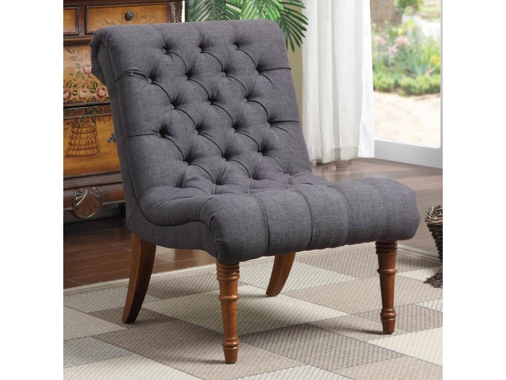 Coaster Accent SeatingTufted Accent Chair