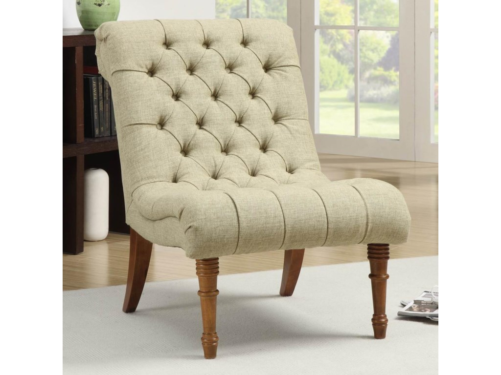 ( Rooms Collection # 2 ) Accent SeatingTufted Accent Chair