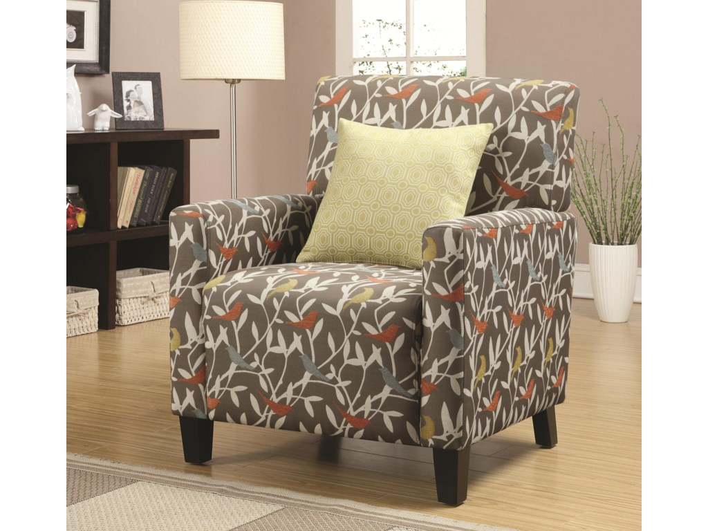Coaster Accent SeatingCasual Accent Chair
