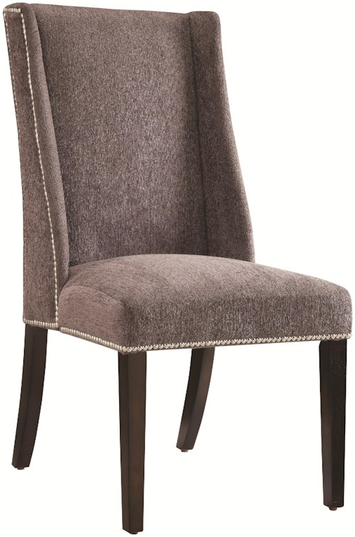 Coaster Accent Seating Accent Chair/Side Chair with Wing Back Side