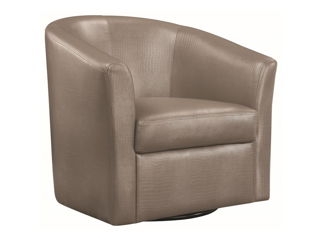 (Up to 40% OFF sale price) Collection # 2 Accent SeatingSwivel Accent Chair