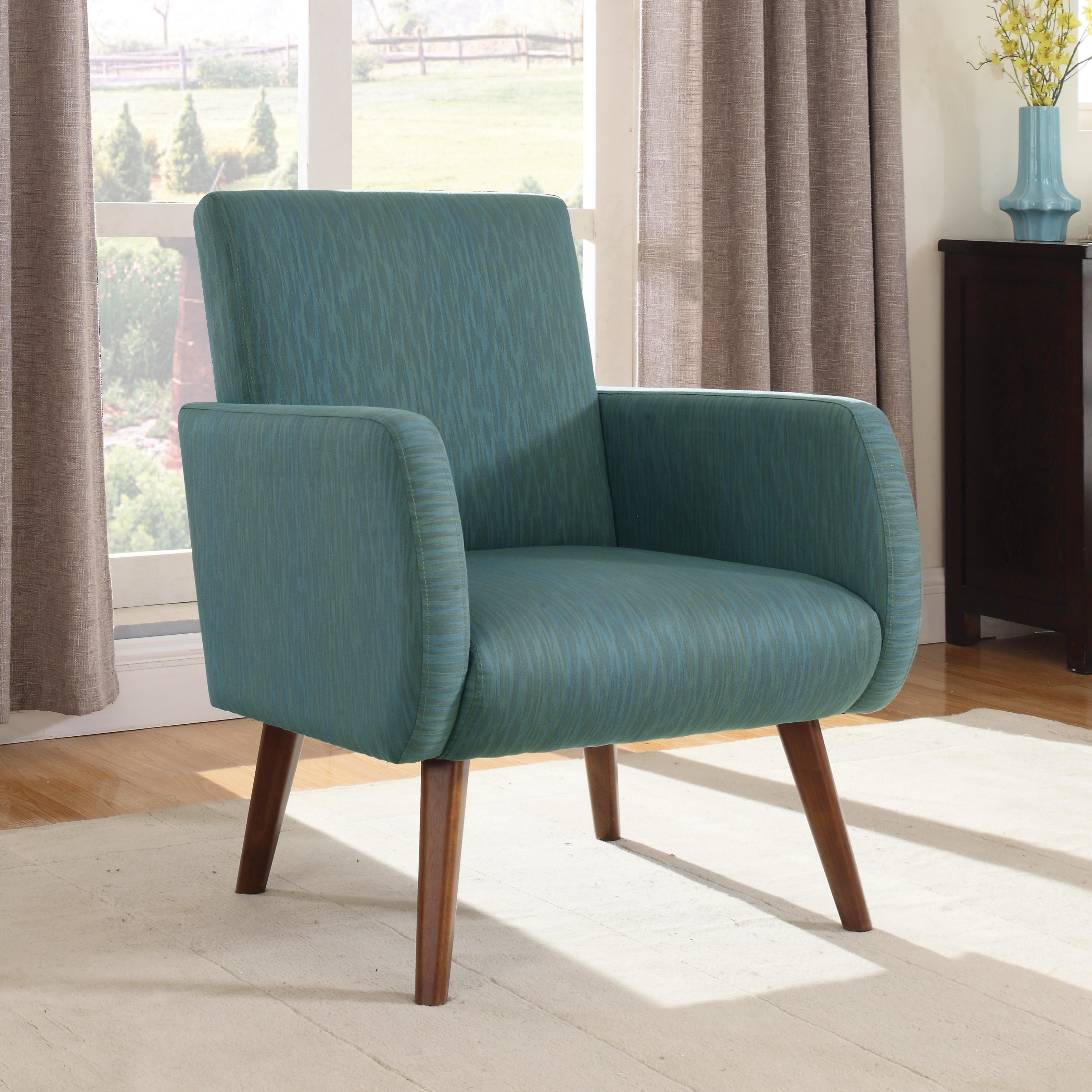 Ordinaire Coaster Accent Seating Mid Century Modern Accent Chair