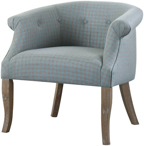 Coaster Accent Seating Vintage Casual Accent Chair