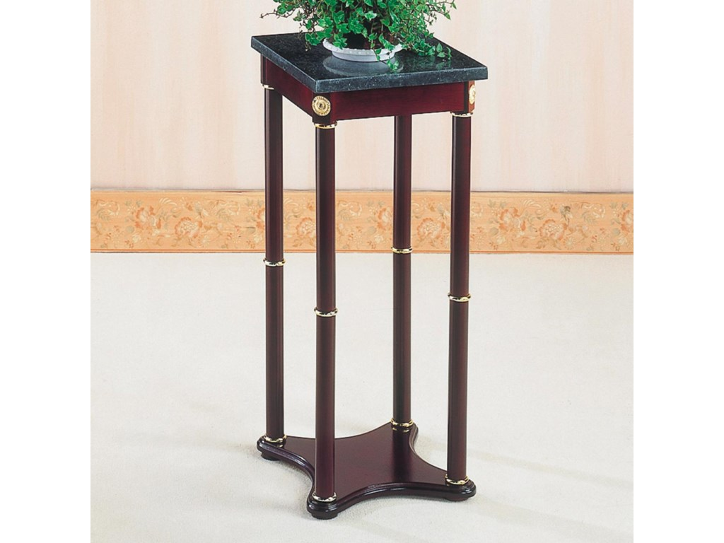 Coaster Accent StandsSquare Plant Stand