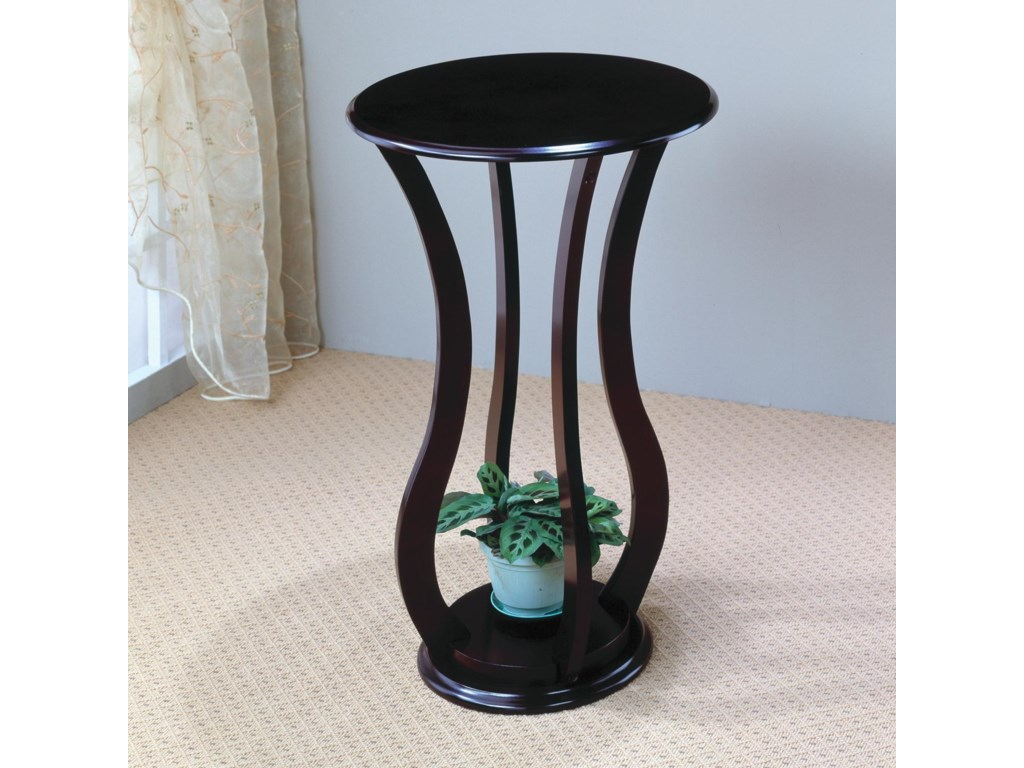 Coaster Accent StandsRound Plant Stand