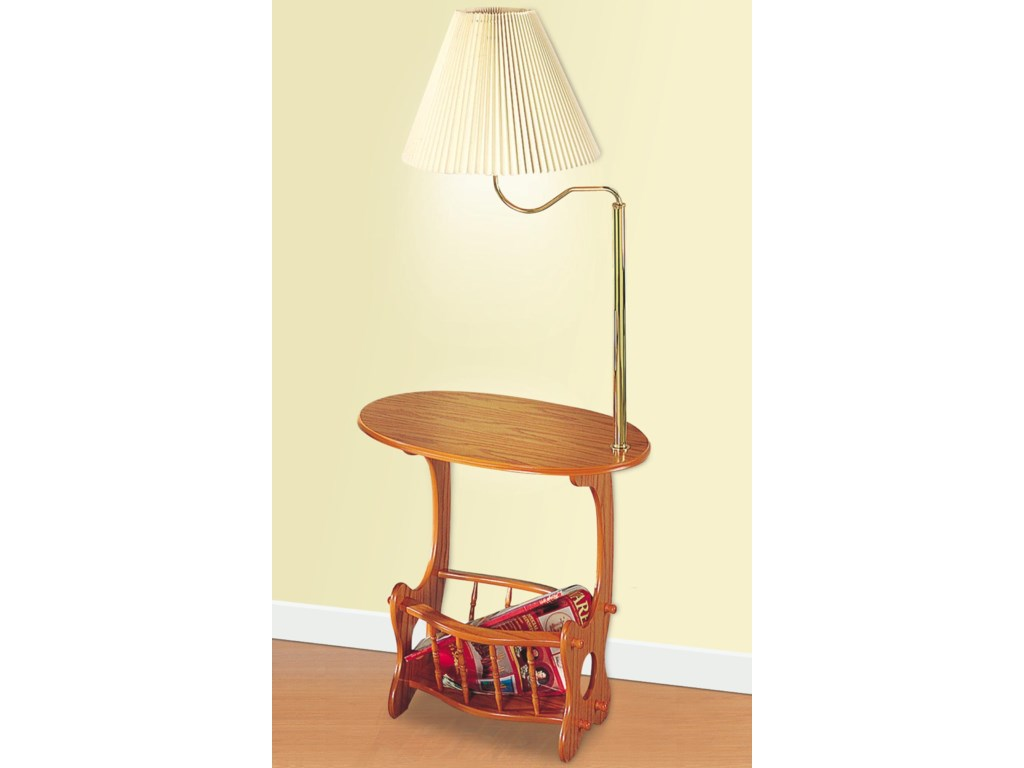 Coaster Accent TablesLamp Table