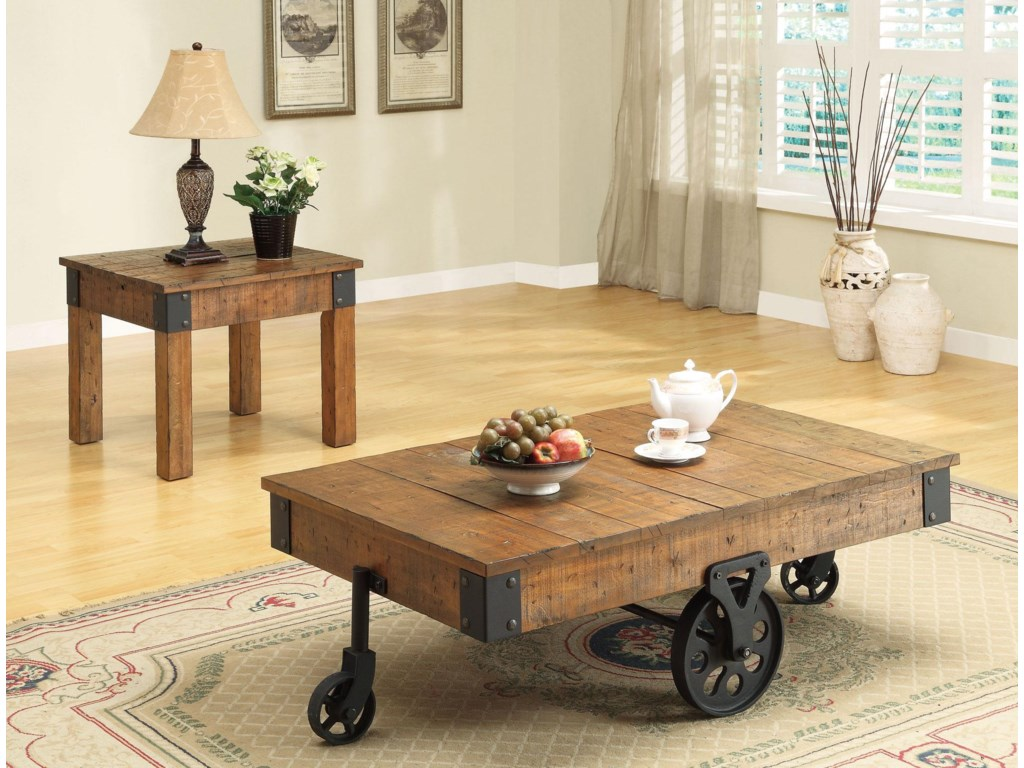 Shown with Country Wagon Coffee Table