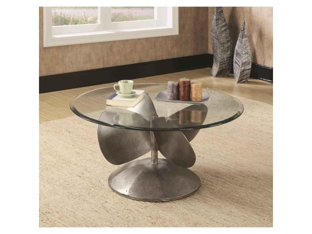 Coaster Accent TablesCoffee Table