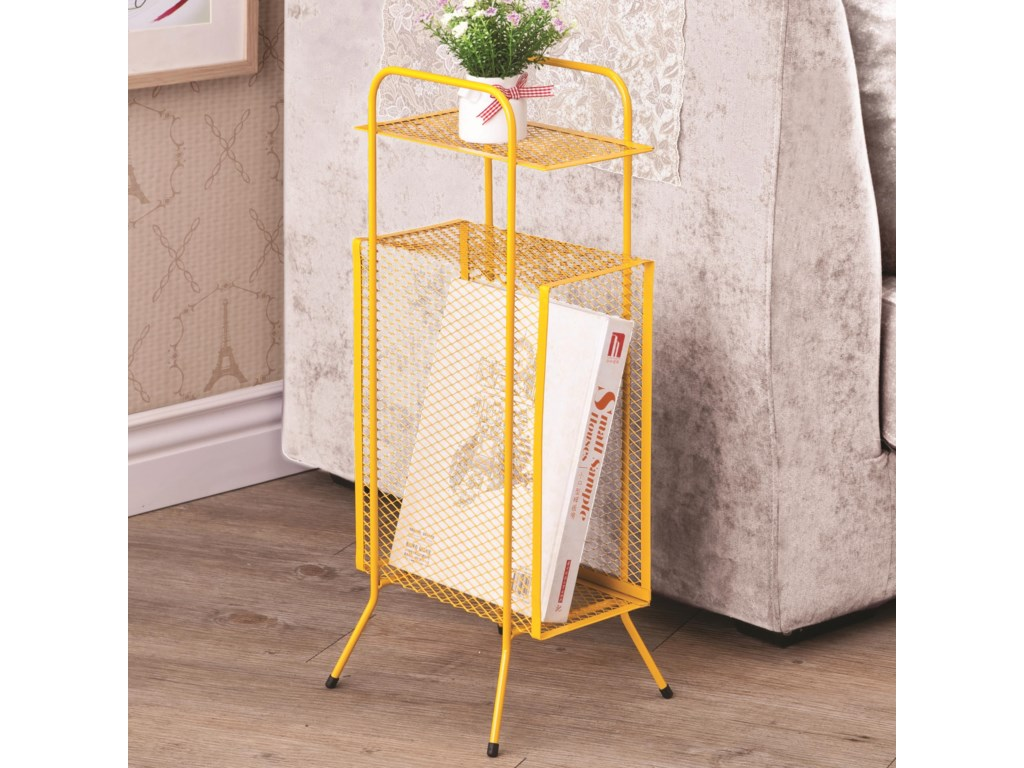 Coaster Accent TablesStorage Table