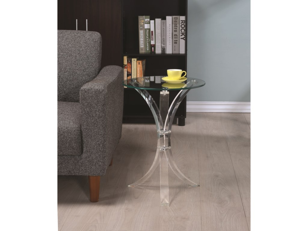 Rooms Collection Two Accent TablesAccent Table
