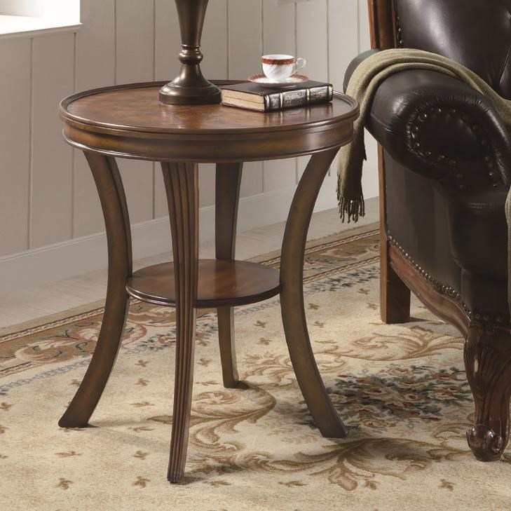 Coaster Accent TablesParquet Accent Table