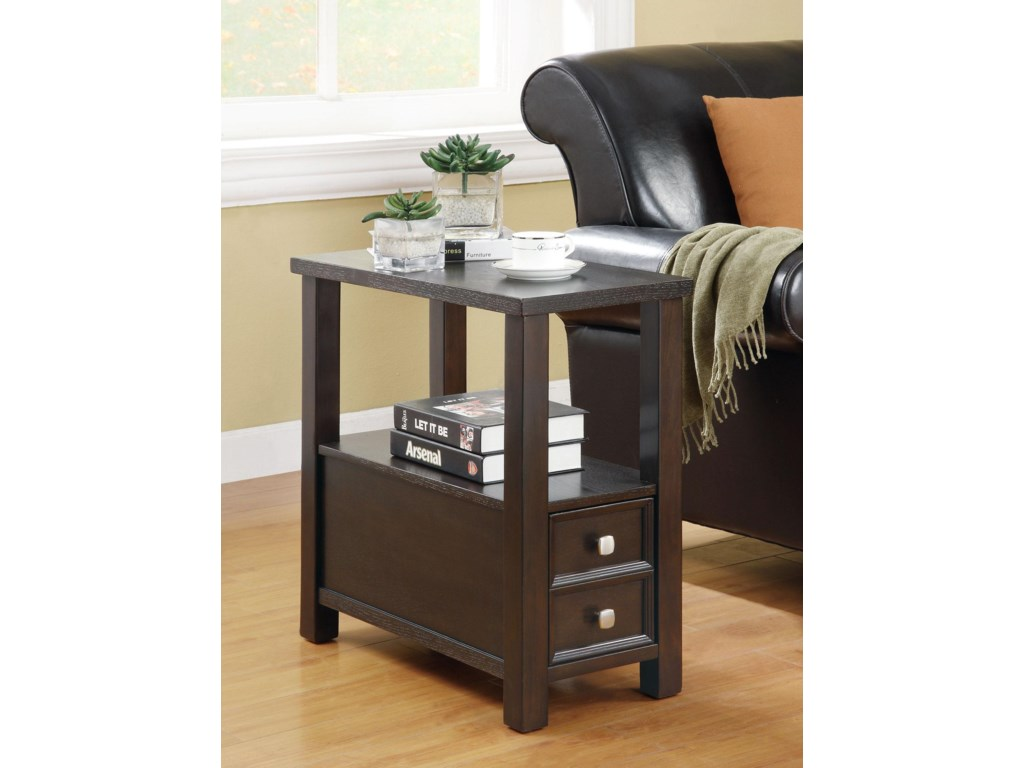 Coaster Accent TablesChairside Table