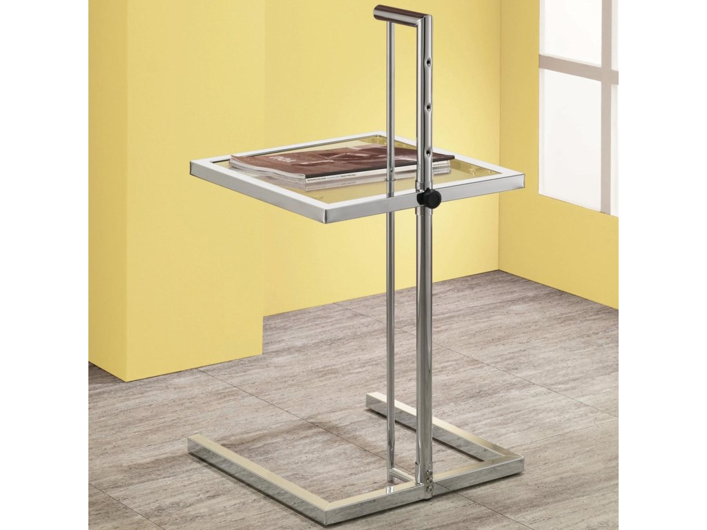 Shown with Lowered Table Top