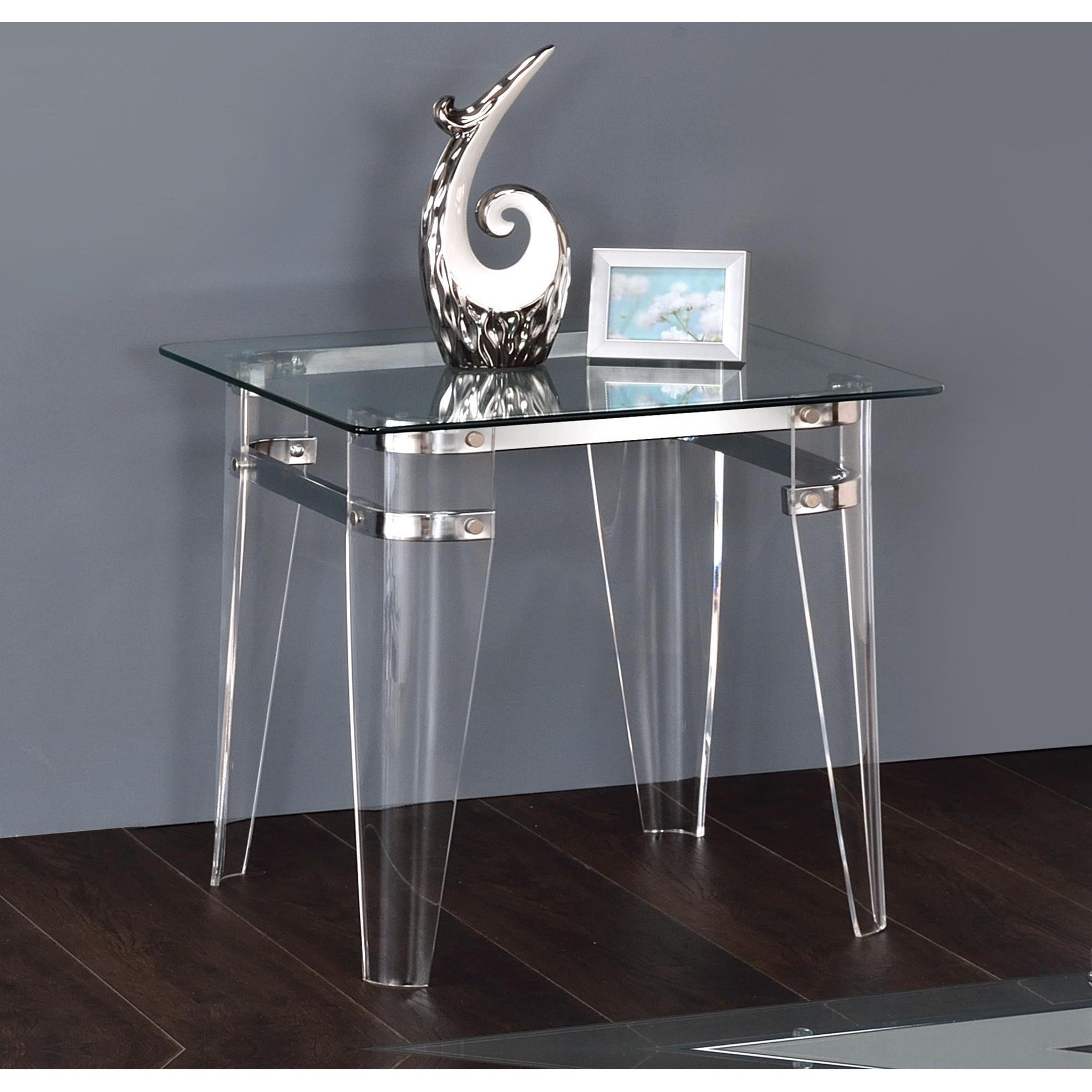 Coaster AmaranthEnd Table ...