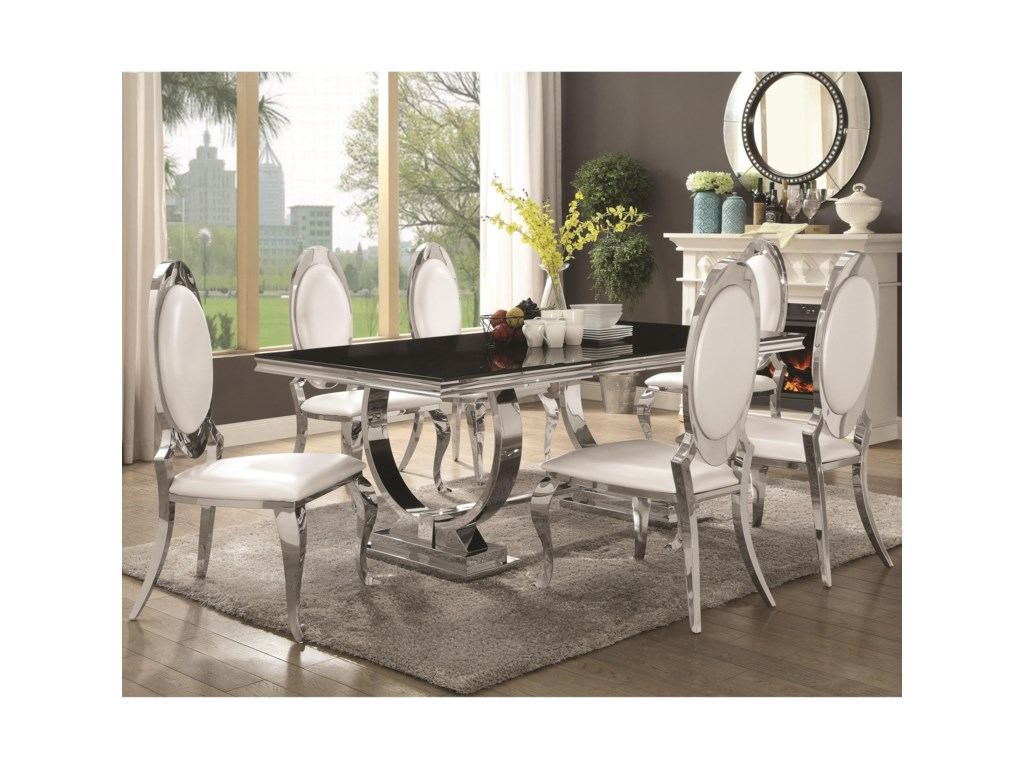 Coaster Antoine7 Piece Dining Set