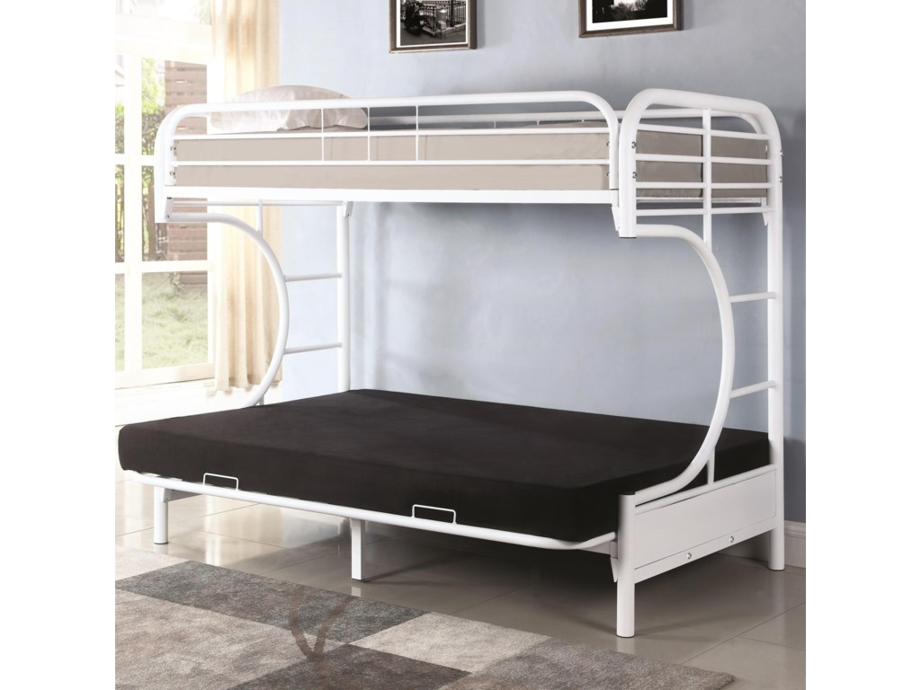 Coaster AtticusTwin Bunk Bed