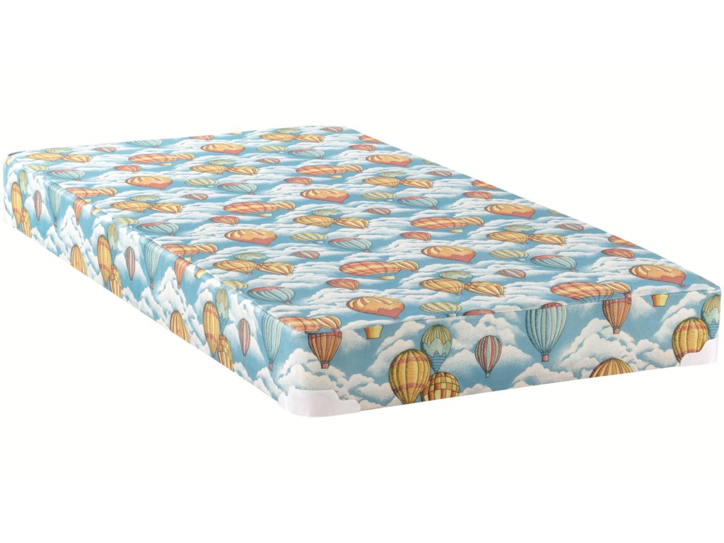 Coaster Balloon MattressFull Mattress with Bunkie