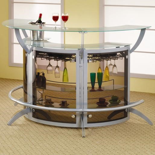 Bar Units Shown in a Group of 3: Use as Many as You Like to Fit Your Space