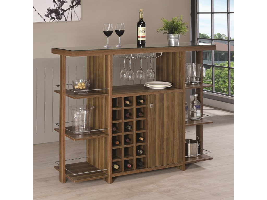 Coaster Bar Units And Tabar Unit