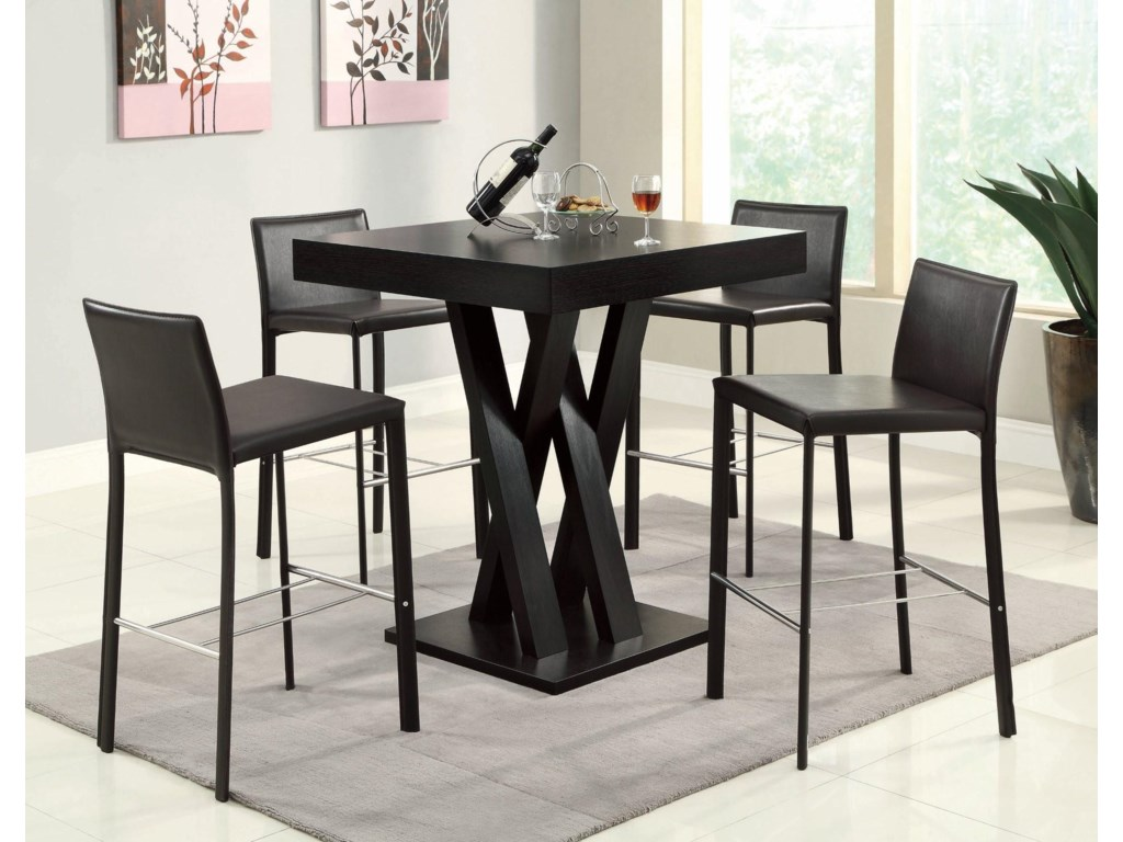 Shown with Stools