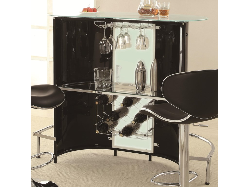 Coaster Bar Units and Bar TablesBar Unit