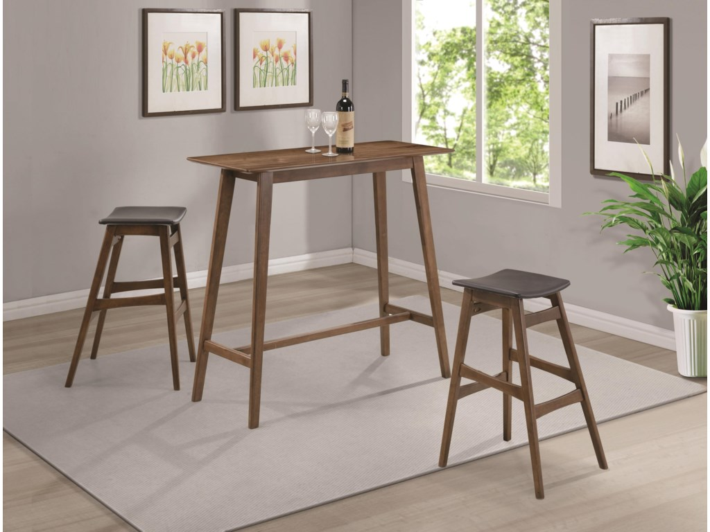 Coaster Bar Units and Bar TablesPub Table