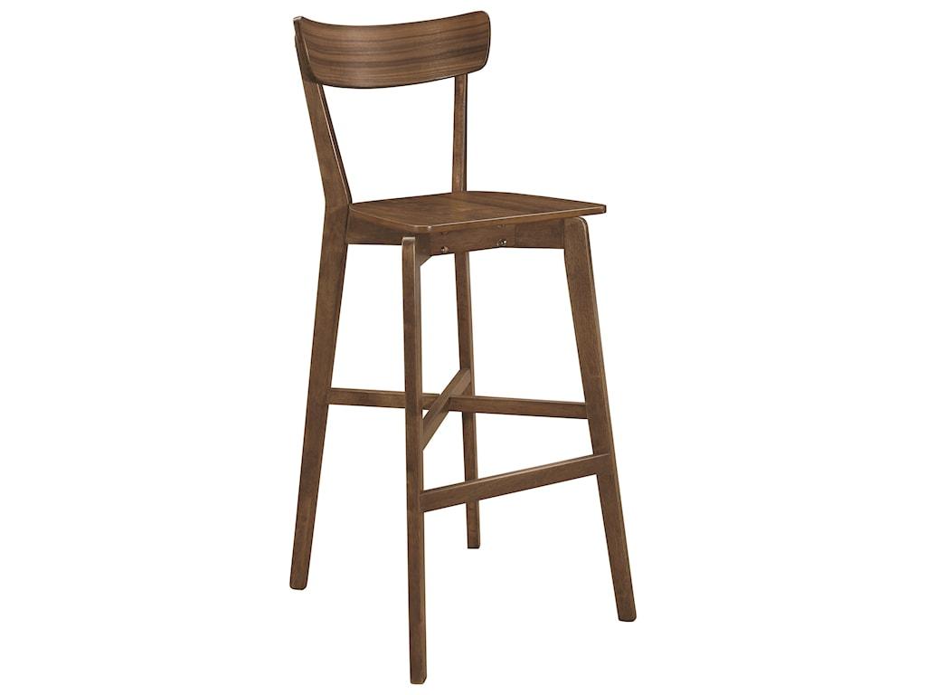 Coaster Bar Units and Bar TablesBar Table and Stool Set