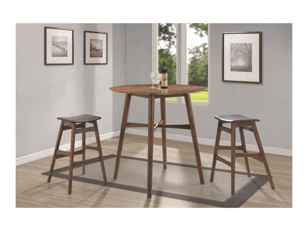 Coaster Bar Units and Bar TablesBar Stool