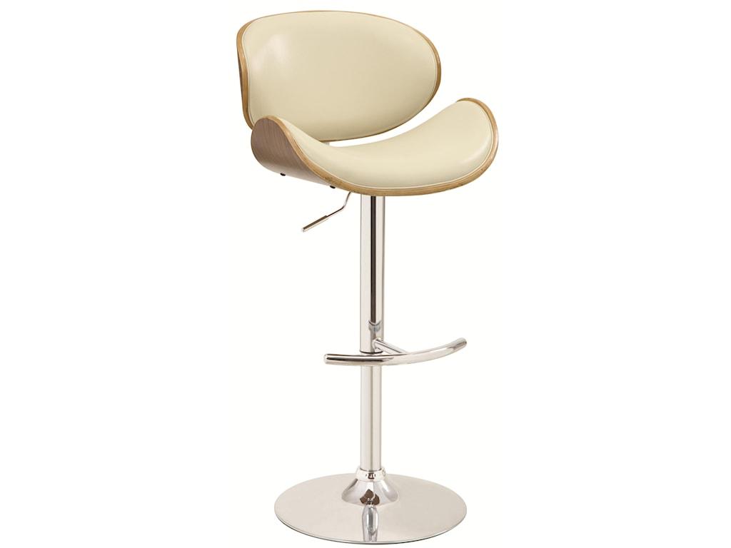 Coaster Bar Units And Bar Tables 130505 Adjustable Bar Stool With
