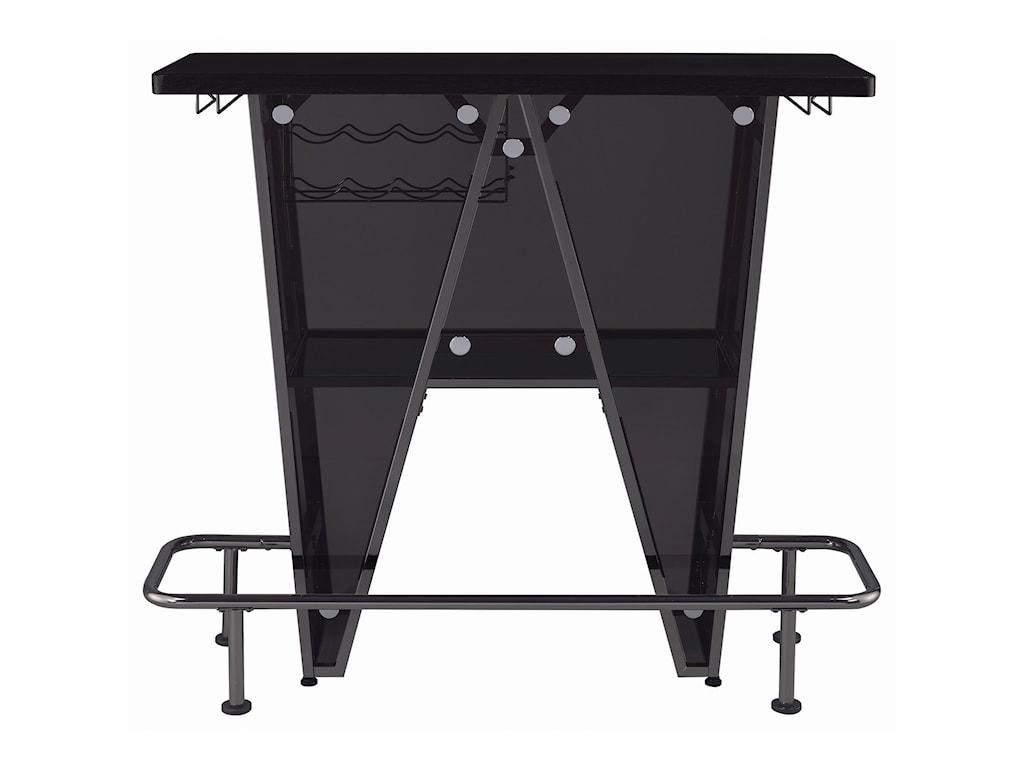 Coaster Bar Units and Bar TablesBar Unit
