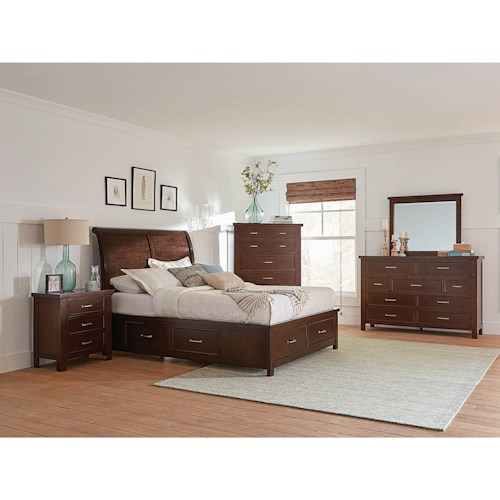 Coaster Barstow King Bedroom Group