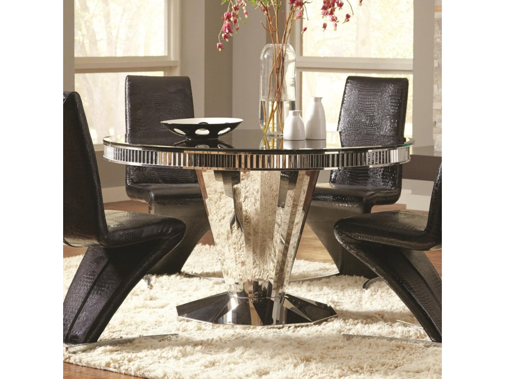 Coaster BarziniDining Table