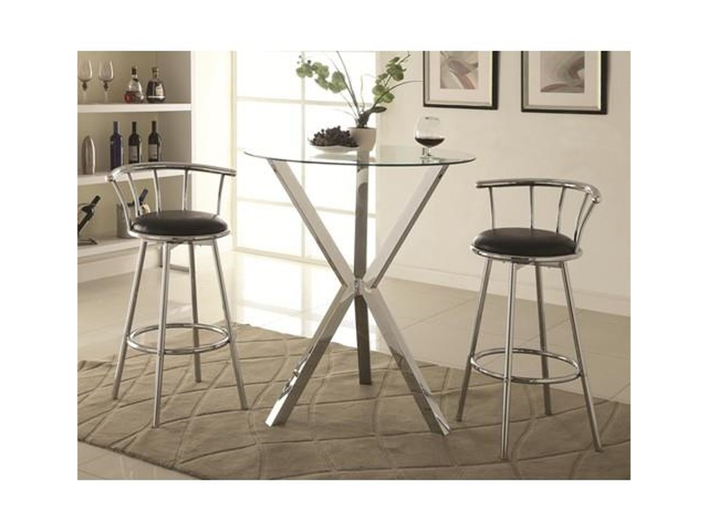 Coaster BaxterBar Table