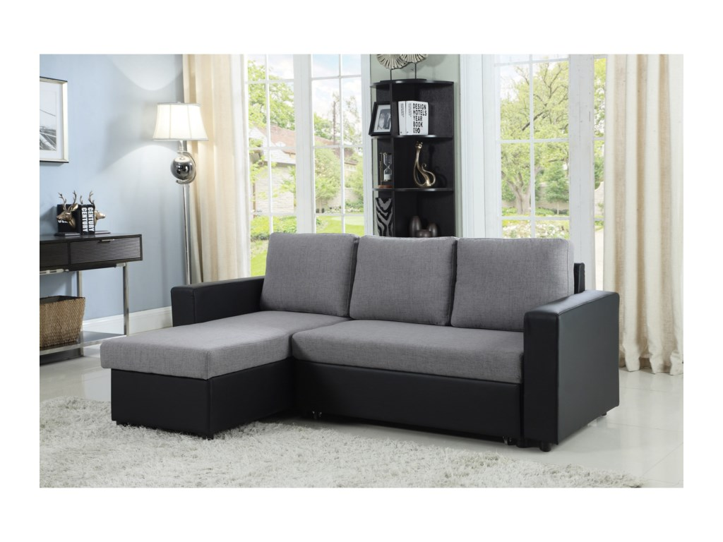 Coaster BaylorSectional Sofa