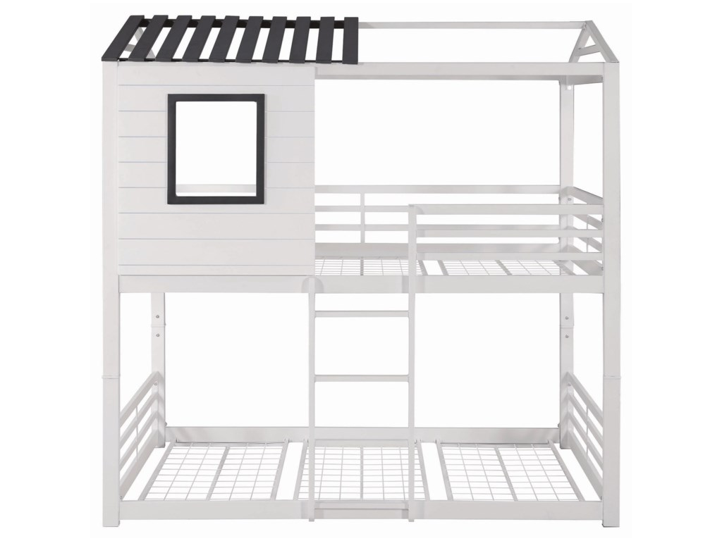 Coaster BeltonTwin/Twin Bunk Bed