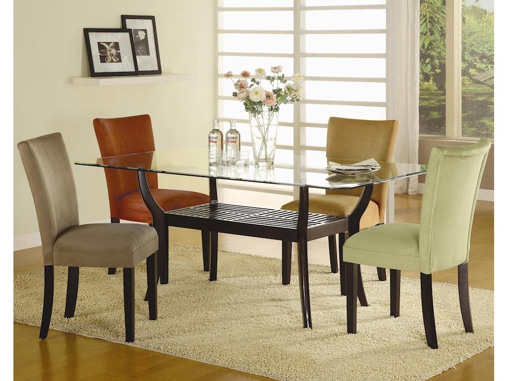 Coaster BloomfieldParson Chair
