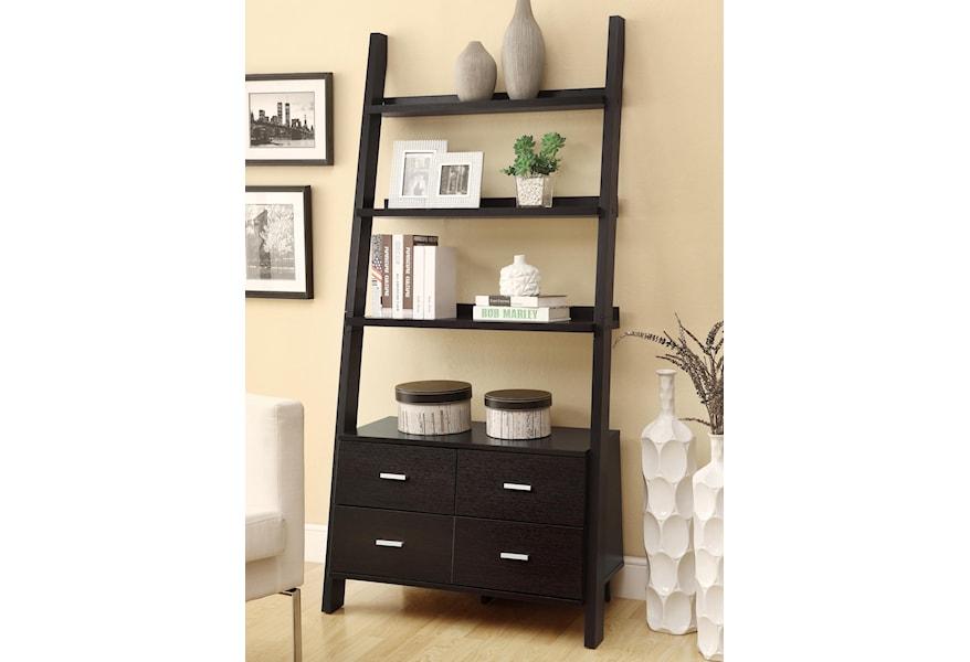 Coaster Bookcases Bookshelf