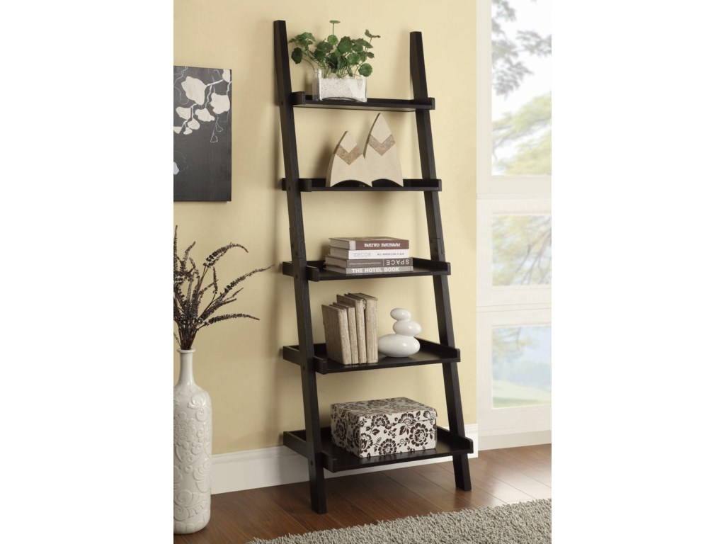 Coaster BookcasesLadder Bookcase