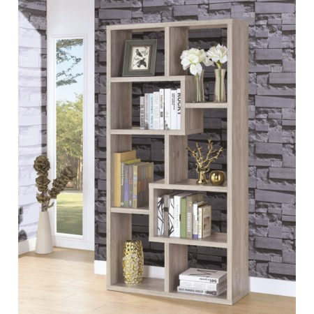 8 Shelf Bookcase