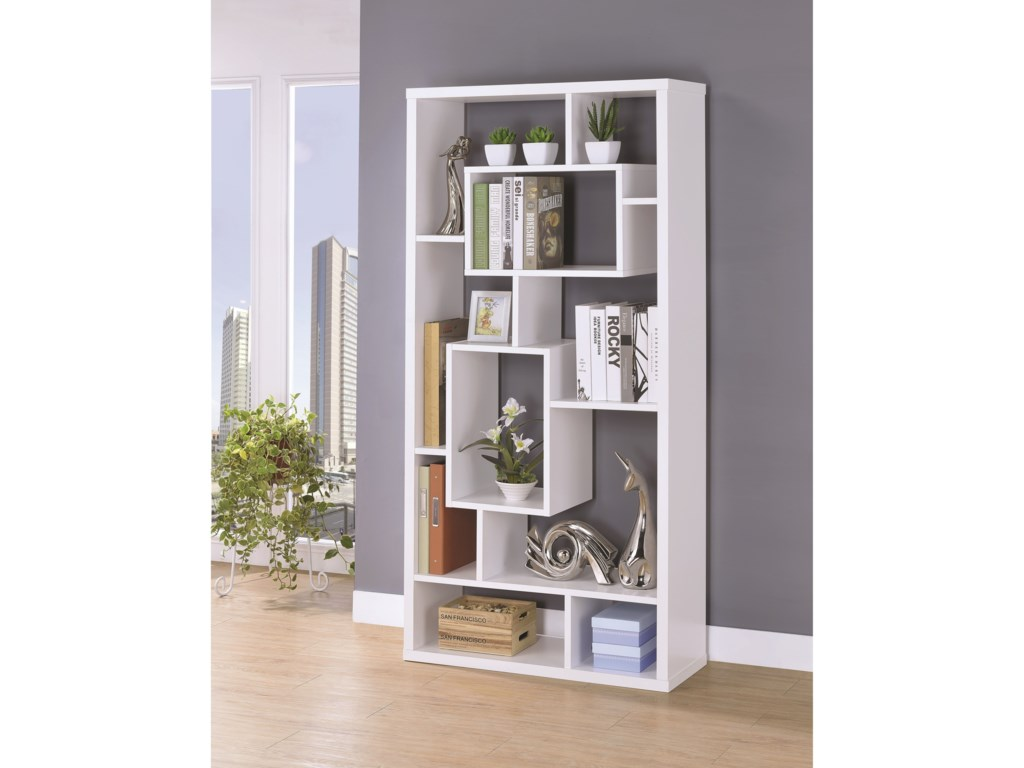 Coaster BookcasesDisplay Cabinet