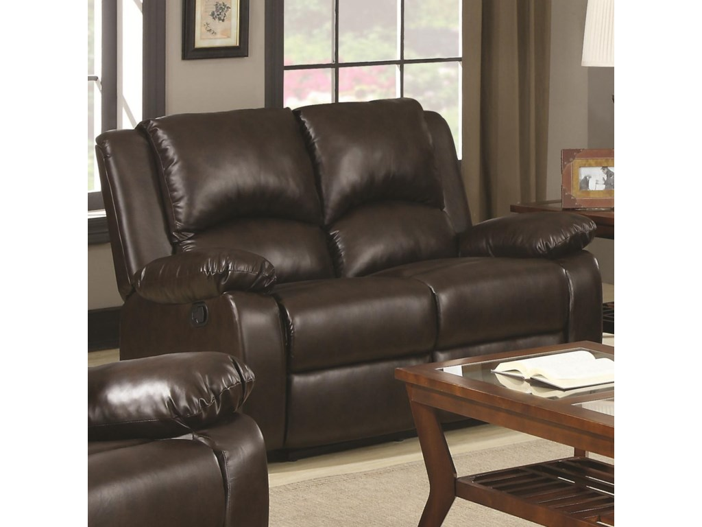 Coaster BostonDouble Reclining Love Seat