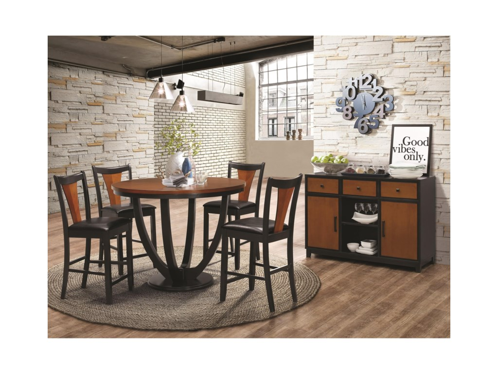 Coaster BoyerCasual Dining Room Group