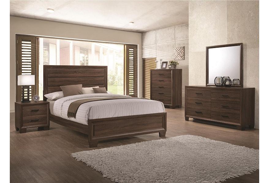 Coaster Brandon Queen Bedroom Group Value City Furniture Bedroom Groups
