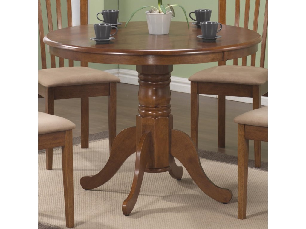 Coaster BrannanRound Dining Table