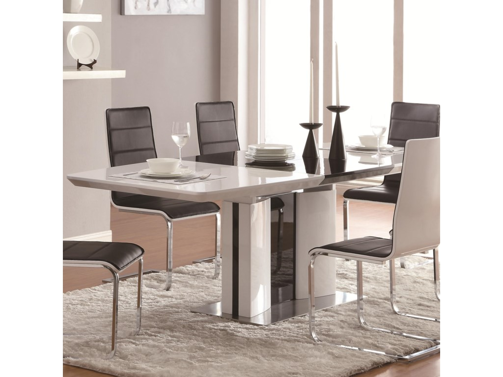 Coaster Broderick7 Piece Dining Table Set