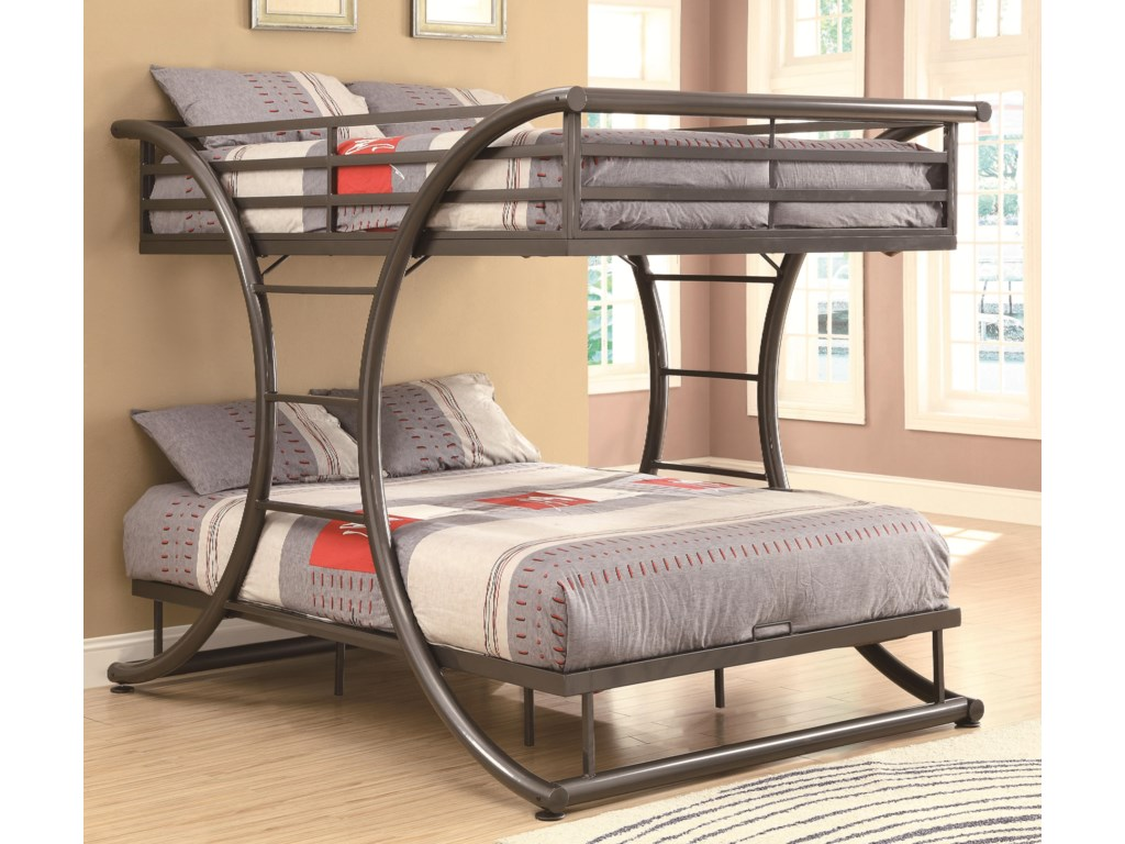 Coaster BunksFull/Full Bunk Bed