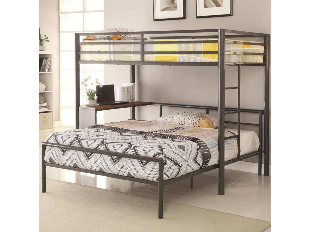 Full Bed Can Be Added
