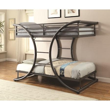 Twin/Wtin Bunk Bed