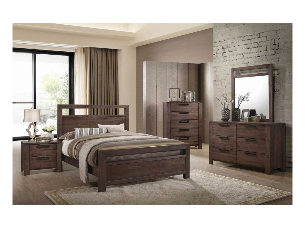 Coaster CailaCalifornia King Bedroom Group