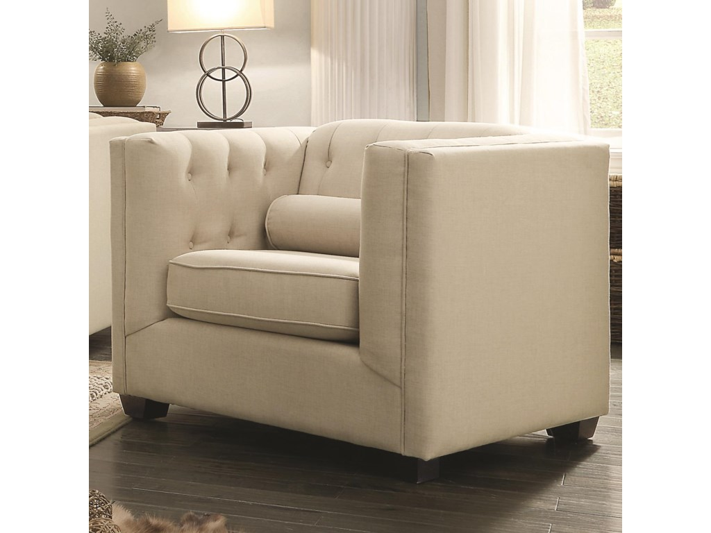 Coaster CairnsUpholstered Chair